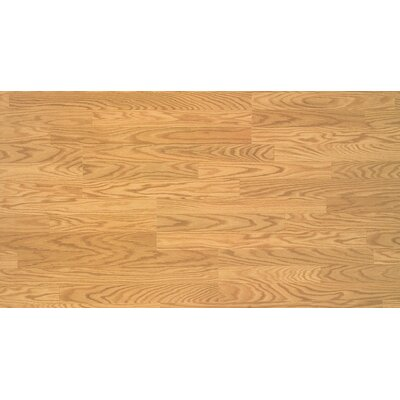 Home Series 8 x 47 x 7mm Oak Laminate Flooring in Sunset Oak