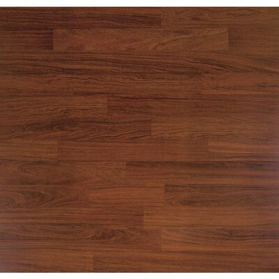 Classic 8 x 47 x 8mm Laminate Flooring in Dark Cumaru