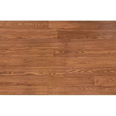 Classic 8 x 47 x 8mm Oak Laminate Flooring in Sienna Oak