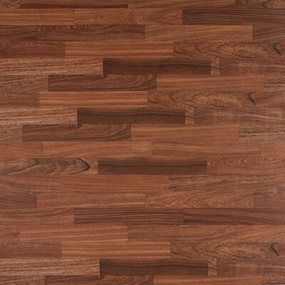QS 700 8 x 47 x 7mm Merbau Laminate Flooring in Dark Merbau