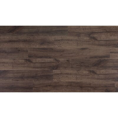 Reclaime 8 x 54 x 12mm Oak Laminate Plank in Flint Oak