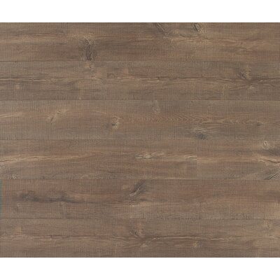 Reclaime 8 x 54 x 12mm Oak Laminate Plank in Mocha Oak