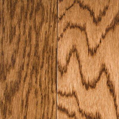 Harrington 3 Oak Hardwood Flooring in Sable