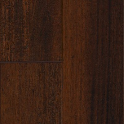 Revolutions� Plank Diamond Bay 5 x 51 x 12mm Kingston Mahogany Laminate in Jamaican Brown