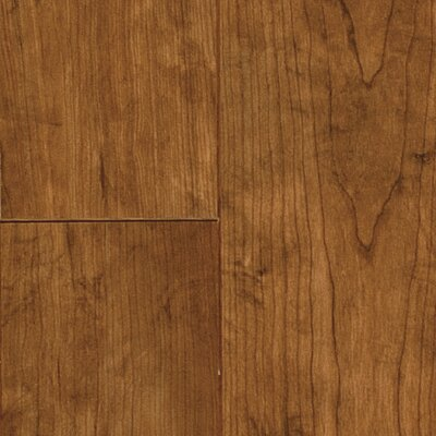 Revolutions? Plank 5 x 51 x 8mm Heritage Cherry Laminate Flooring in Saddle