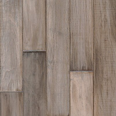 Inverness 5 Walnut Hardwood Flooring in Alabaster
