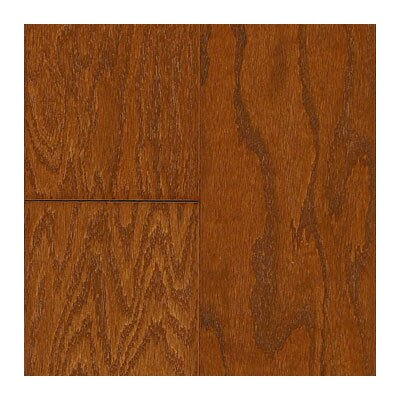 Madison Plank 3 Oak Hardwood Flooring in Gunstock