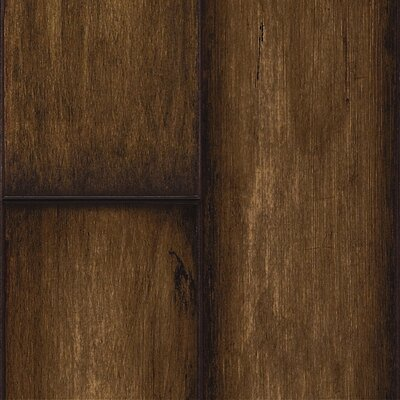 Revolutions 5'' x 51'' x 8mm Maple Laminate Flooring in Weathered Ash