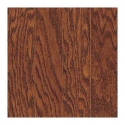 Oregon Plank 3 Oak Hardwood Flooring in Cherry Spice