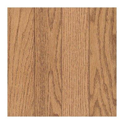 Oregon Plank 3 Oak Hardwood Flooring in Golden Harvest