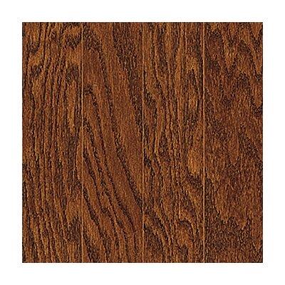 Montana Plank 5 Engineered Oak Hardwood Flooring in Cherry Spice