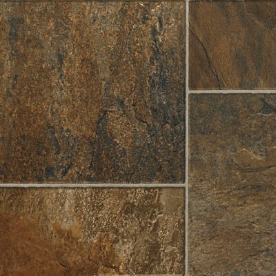 Revolutions Tile 16 x 51 x 8mm Mojave Slate Laminate in Oasis