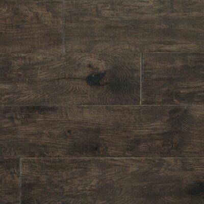 Rock Creek Plank 6-1/3 Oak Hardwood Flooring in Coyote