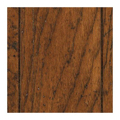 Chesapeake Plank 5 Hickory Hardwood Flooring in Cherry Spice