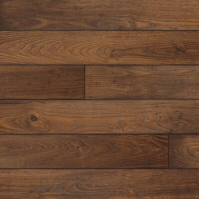 Restoration? 6 x 51 x 12mm Chestnut Laminate Flooring in Coffee