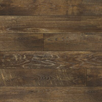 Restoration 6 x 51 x 12mm Oak Laminate Flooring in Charcoal