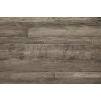 Antigua Random Width Engineered Shiranga Hardwood Flooring in Ash
