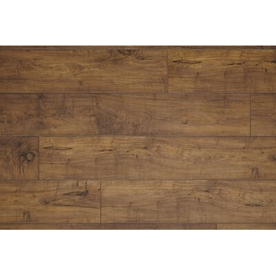 Restoration� Wide Plank 8 x 51 x 12mm Woodland Maple Laminate in Fawn