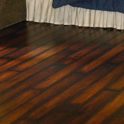 Revolutions 5 x 51 x 8mm Maple Laminate Flooring in Saddle