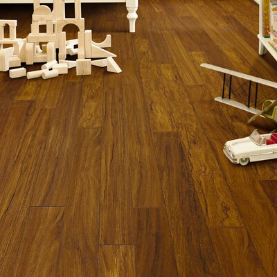 Revolutions� Plank Diamond Bay 5 x 51 x 12mm Brazilian Cherry Laminate in Natural