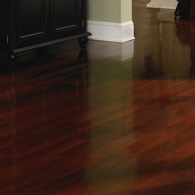 Revolutions� Plank Diamond Bay 5 x 51 x 12mm Kingston Mahogany Laminate Flooring in Caribbean Sunrise