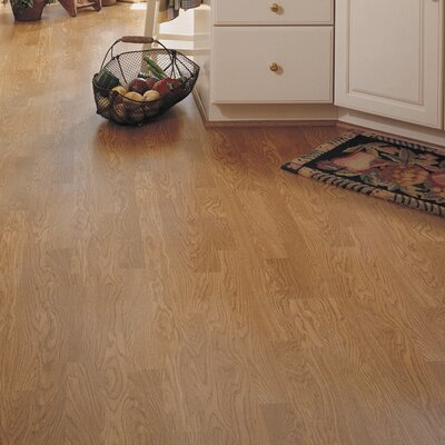 Bronson 8 x 51 x 8mm Washington Oak Laminate Flooring in Honey