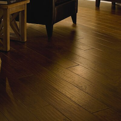 Arrow Rock 5 Hickory Hardwood Flooring in Rawhide