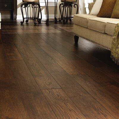 Maison 7 White Oak Hardwood Flooring in Cafe