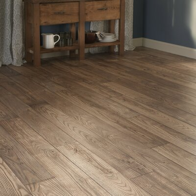 Restoration 6 x 51 x 12mm Chestnut Laminate Flooring in Natural