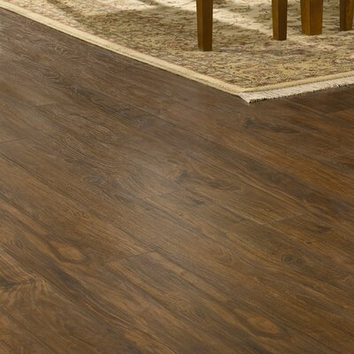 Revolutions� Plank 5 x 51 x 8mm Time Crafted Walnut Laminate in Classic