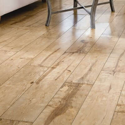 Restoration? Wide Plank 8 x 51 x 12mm Laminate Flooring in Natural