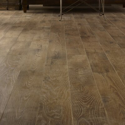 Restoration 6 x 51 x 12mm Oak Laminate Flooring in Ash