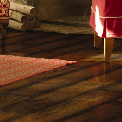 Revolutions 5 x 51 x 8mm Maple Laminate Flooring in Golden Nugget