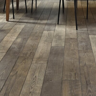 Restoration� 6 x 51 x 12mm Oak Laminate Flooring in Winter