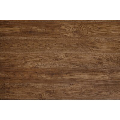 Adura� Max Prime Sundance Rigid Core Resilient 7 x 48 x 4.5mm Vinyl Plank in Saddle