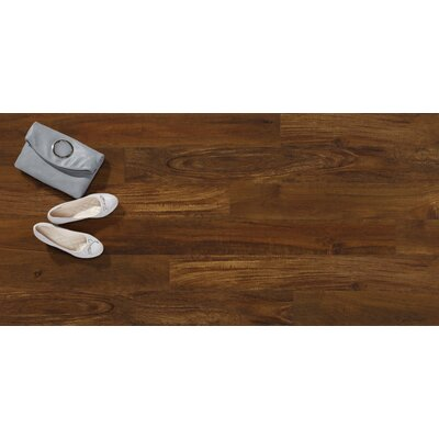 Adura Acacia Glue Down Resilient 6 x 48 x 4mm Luxury Vinyl Plank in Tigers Eye