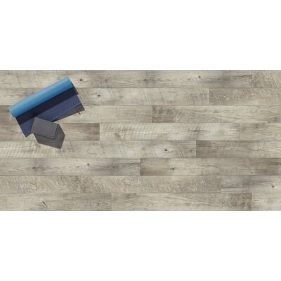 Adura Dockside Glue Down Resilient 6 x 48 x 4mm Luxury Vinyl Plank in Seashell