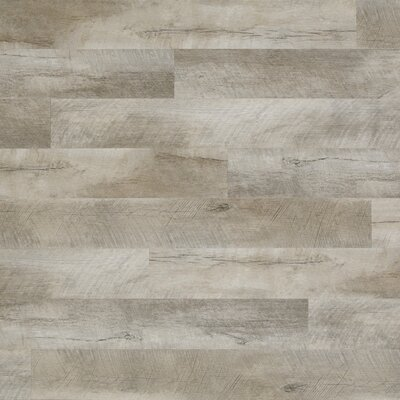 Adura� Max Prime Seaport Rigid Core Resilient 6 x 48 x 8mm Vinyl Plank in Sand Piper