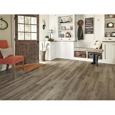 Adura Margate Oak Glue Down Resilient 6 x 48 x 4mm Luxury Vinyl Plank in Harbor