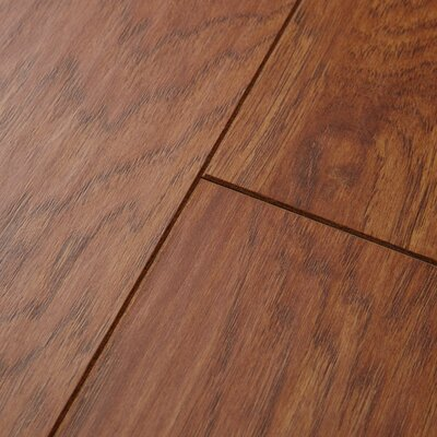 Revolutions� Plank 5 x 51 x 8mm Louisville Hickory Laminate in Honeytone