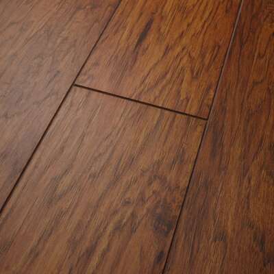 Revolutions� Plank 5 x 51 x 8mm Louisville Hickory Laminate in Butterscotch
