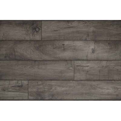 Restoration� Wide Plank 8 x 51 x 12mm Maple Laminate in Mist