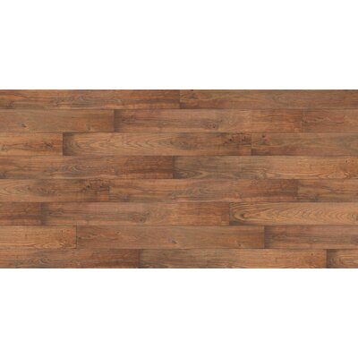Restoration 6 x 51 x 12mm Chestnut Laminate Flooring in Nutmeg