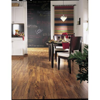 Coordinations? 8 x 51 x 8mm Maple Laminate Flooring in Honey