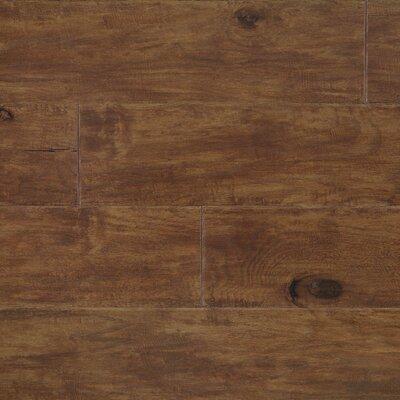 Rock Creek Plank 6-1/3 Oak Hardwood Flooring in Fox