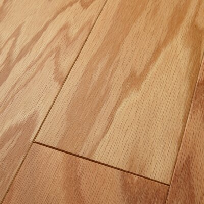 American Hardwoods 5 Oak Flooring in Natural
