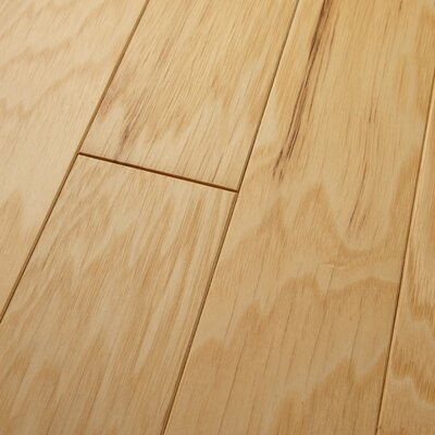 American Hardwoods 5 Hickory Flooring in Natural