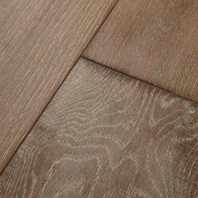 Antigua 7 White Oak Hardwood Flooring in Linen