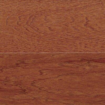Blue Ridge Plank 5 Hickory Flooring in Cherry Spice