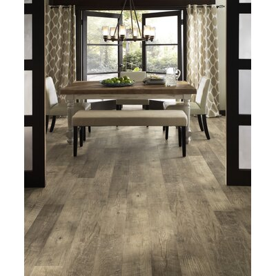 Adura Dockside Glue Down Resilient 6 x 48 x 4mm Luxury Vinyl Plank in Sand